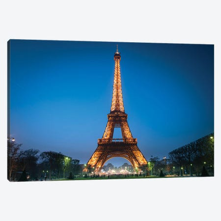 Paris XII Canvas Print #AFR147} by Assaf Frank Canvas Wall Art