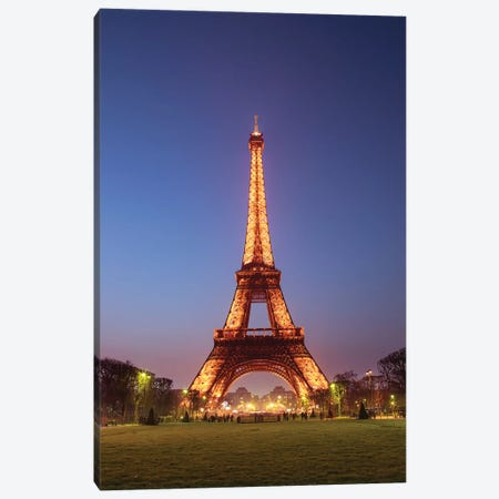 Paris XIII Canvas Print #AFR148} by Assaf Frank Canvas Art Print