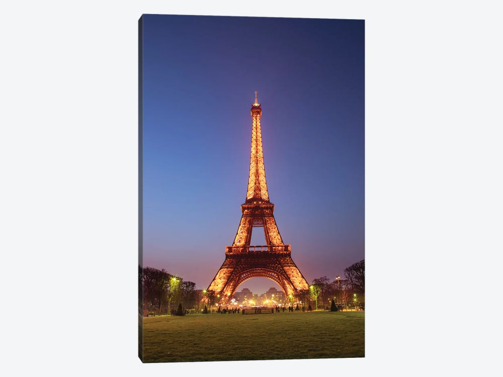 Paris XIII by Assaf Frank 1-piece Canvas Print