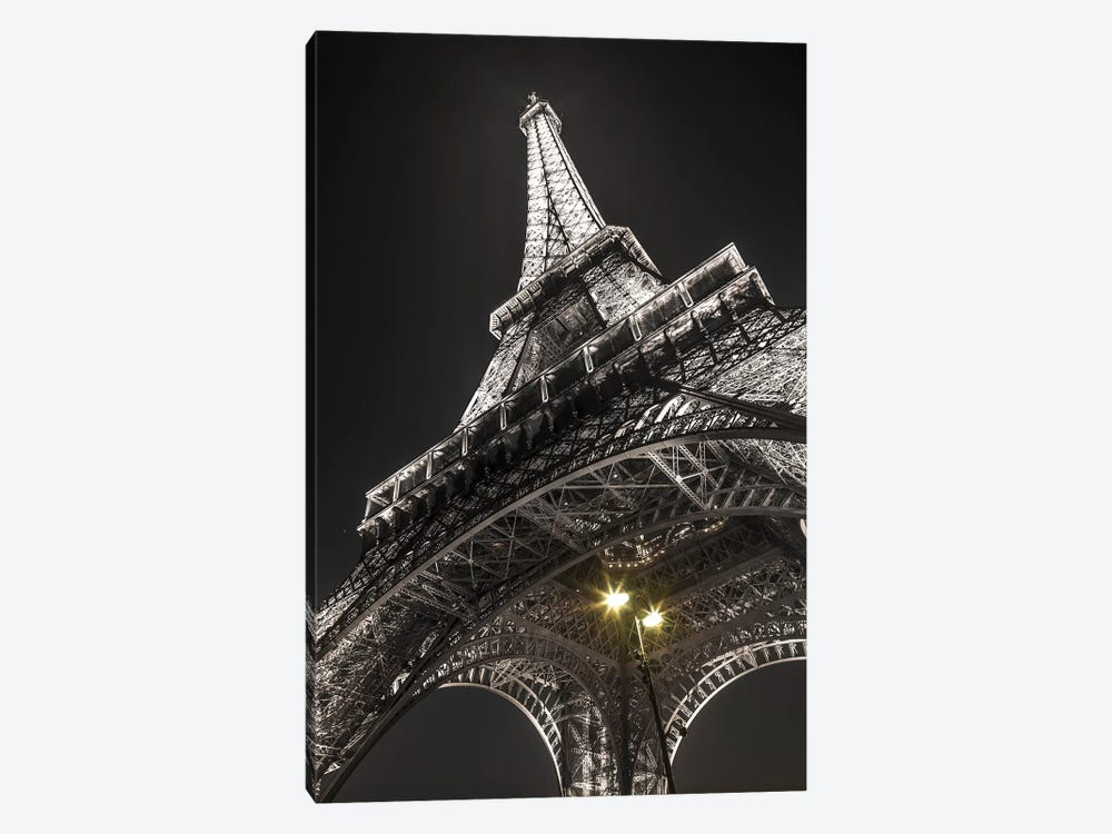 Paris XIV 1-piece Canvas Artwork