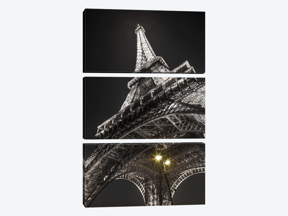 Paris XIV by Assaf Frank 3-piece Canvas Artwork