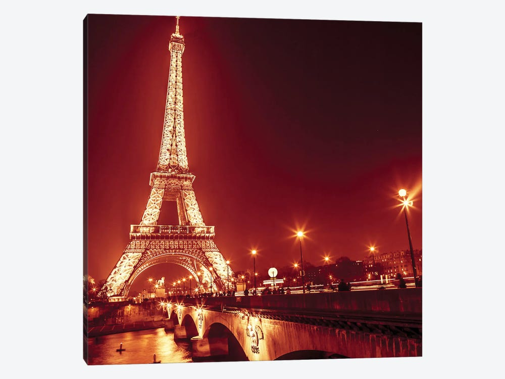 Paris XV by Assaf Frank 1-piece Canvas Art