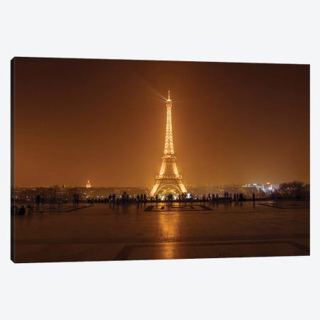 Paris XVII Canvas Print #AFR152} by Assaf Frank Canvas Art