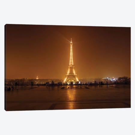 Paris XVII Canvas Print #AFR152} by Assaf Frank Canvas Art