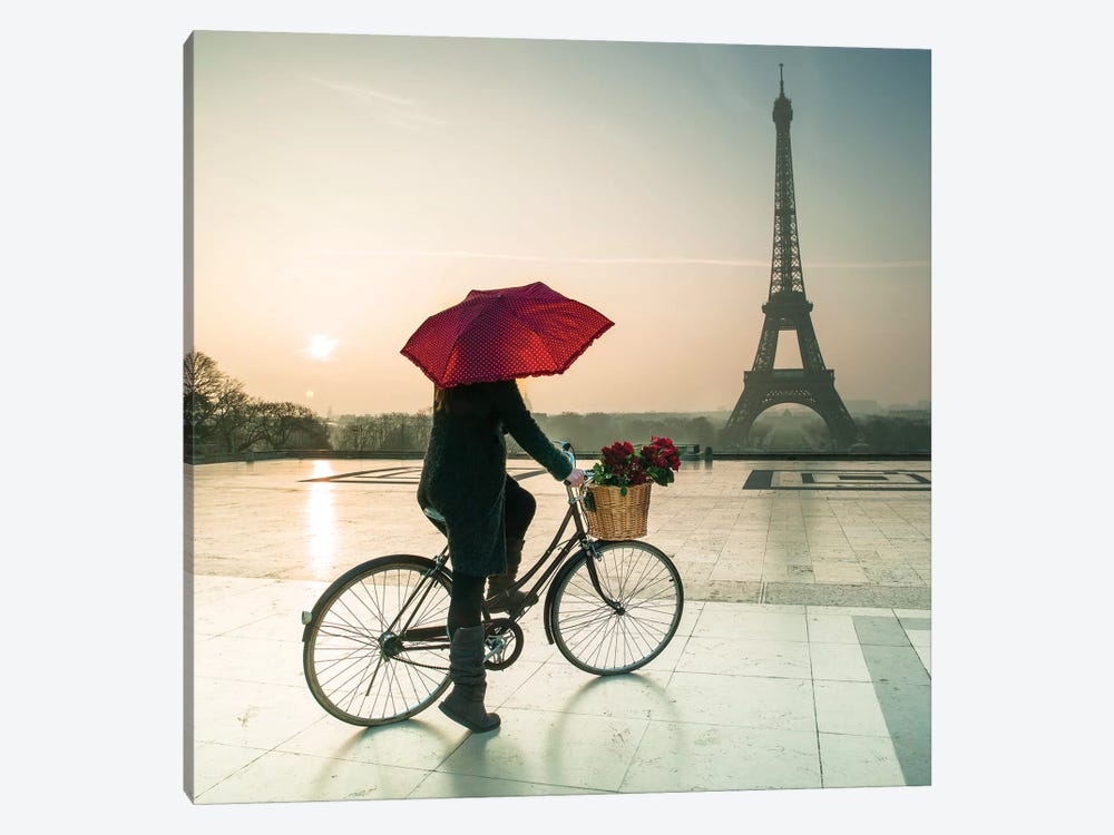 Paris XIX 1-piece Canvas Art
