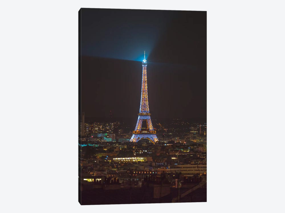 Paris XX by Assaf Frank 1-piece Art Print