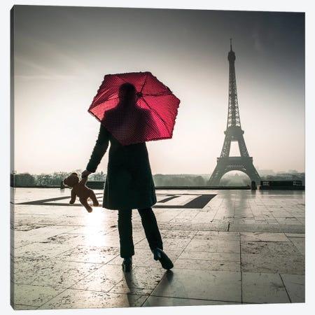 Paris XXI Canvas Print #AFR156} by Assaf Frank Canvas Art Print