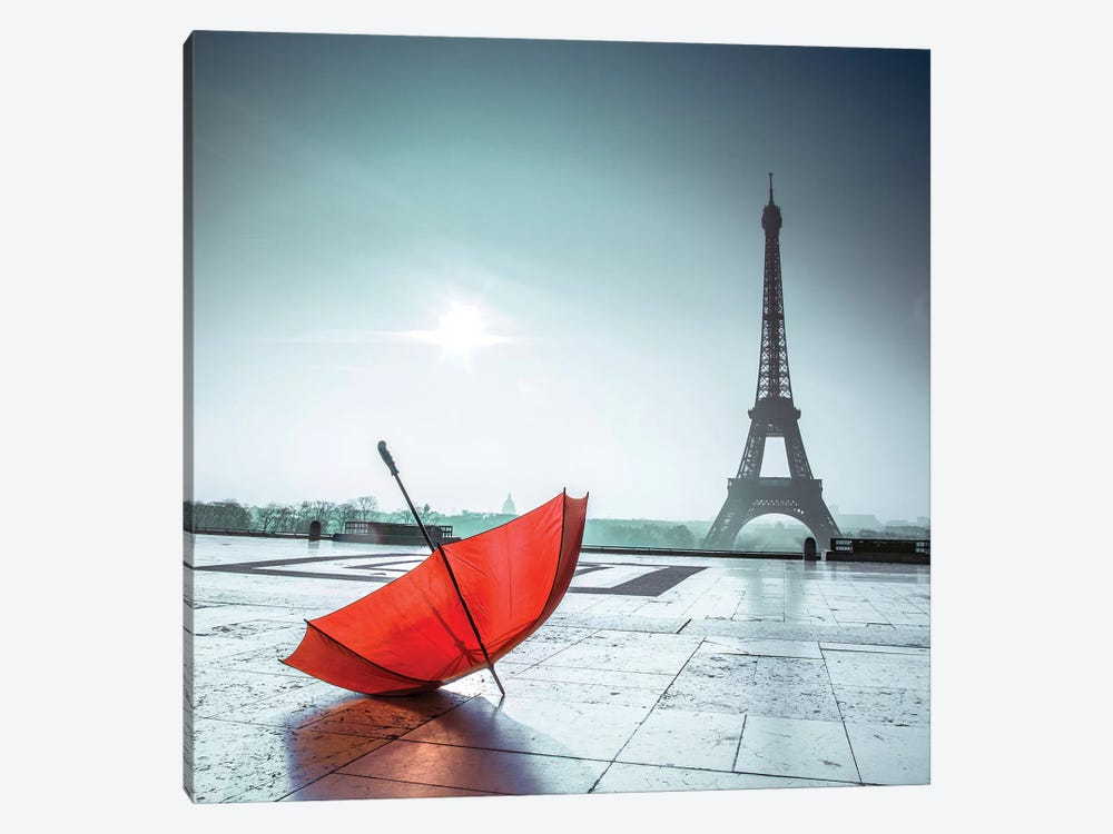 Paris XXII by Assaf Frank 1-piece Canvas Print