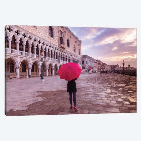 Venice IV Canvas Print #AFR164} by Assaf Frank Canvas Artwork