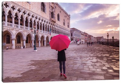Venice IV Canvas Art Print