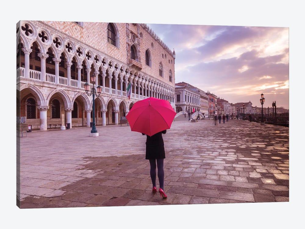 Venice IV by Assaf Frank 1-piece Canvas Art Print