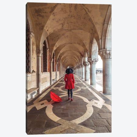 Venice V 3-Piece Canvas #AFR165} by Assaf Frank Canvas Art