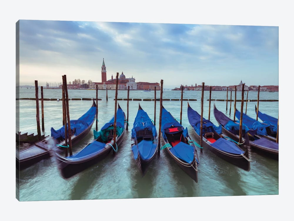 Venice VI by Assaf Frank 1-piece Canvas Print