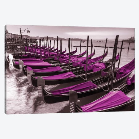 Venice VII Canvas Print #AFR167} by Amanda J. Brooks Canvas Wall Art