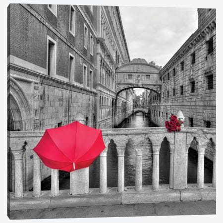 Venice VIII Canvas Print #AFR168} by Assaf Frank Art Print