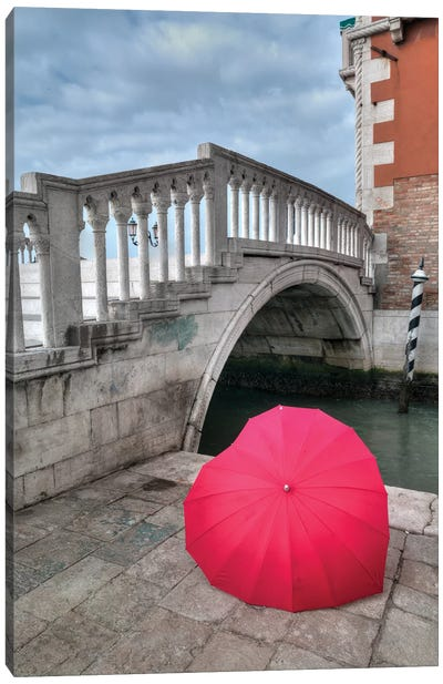 Venice IX Canvas Art Print