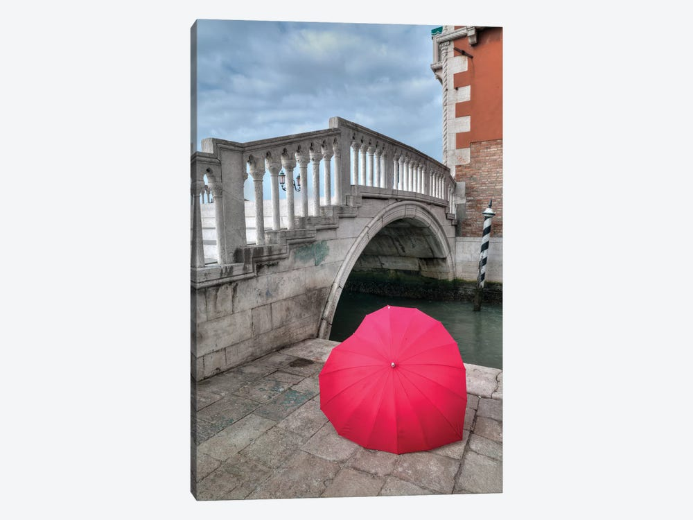 Venice IX by Assaf Frank 1-piece Canvas Art