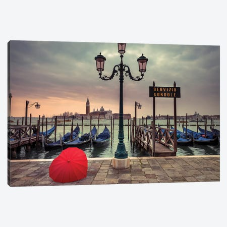 Venice X Canvas Print #AFR170} by Assaf Frank Canvas Art