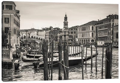 Venice XI Canvas Art Print