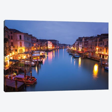 Venice XIII Canvas Print #AFR173} by Amanda J. Brooks Canvas Artwork