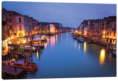 Venice XIII Canvas Art Print