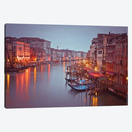 Venice XIV Canvas Print #AFR174} by Amanda J. Brooks Art Print