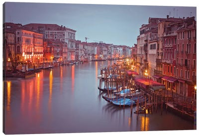 Venice XIV Canvas Art Print