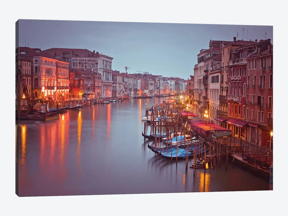 Venice XIV by Assaf Frank 1-piece Canvas Art