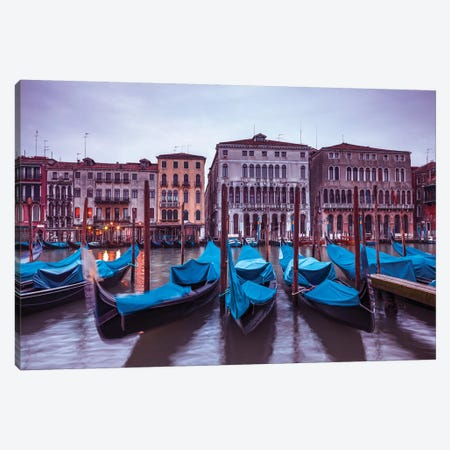 Venice XV Canvas Print #AFR175} by Assaf Frank Art Print