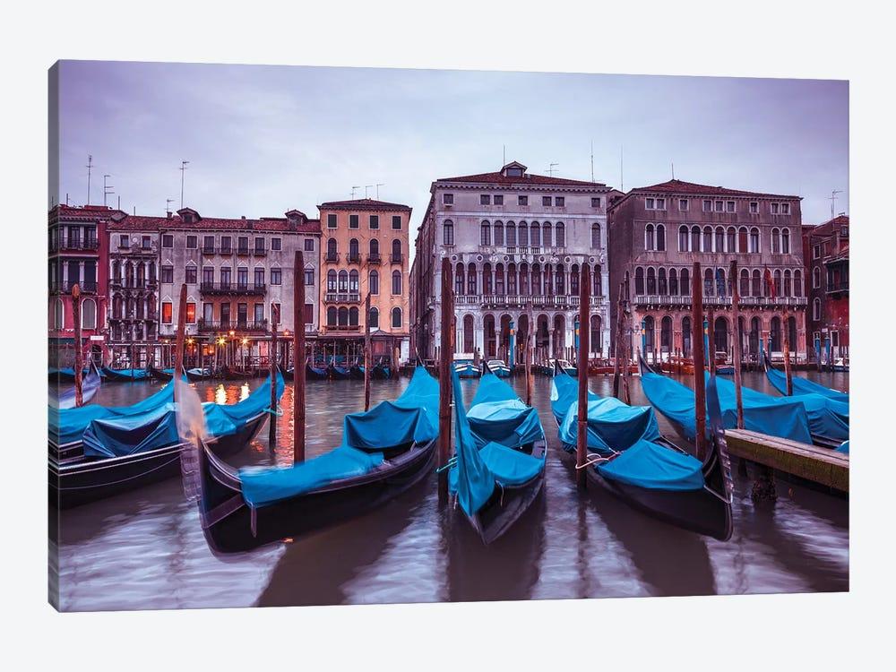 Venice XV by Assaf Frank 1-piece Canvas Art Print