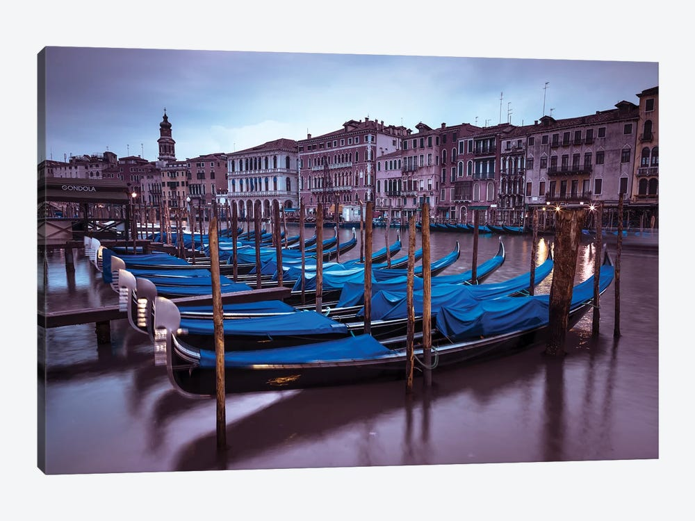 Venice XVI by Assaf Frank 1-piece Canvas Wall Art