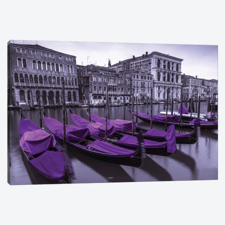 Venice XVII Canvas Print #AFR177} by Assaf Frank Canvas Print