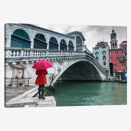 Venice XVIII Canvas Print #AFR178} by Assaf Frank Canvas Wall Art