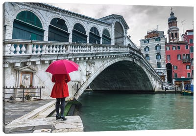 Venice XVIII Canvas Art Print