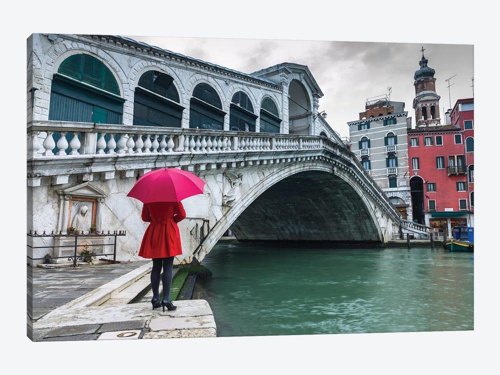 Venice XVIII by Assaf Frank 1-piece Canvas Artwork