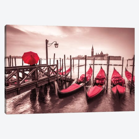 Venice XXIII Canvas Print #AFR183} by Assaf Frank Art Print