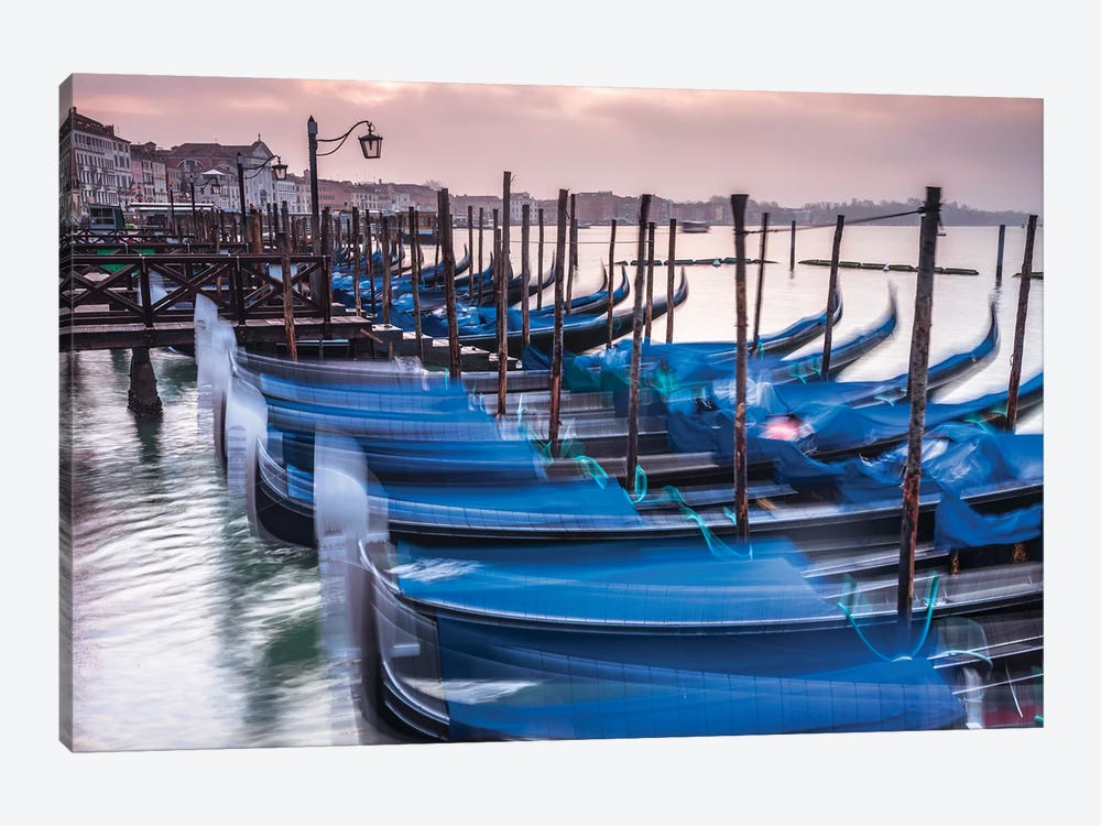 Venice XXV by Assaf Frank 1-piece Canvas Wall Art