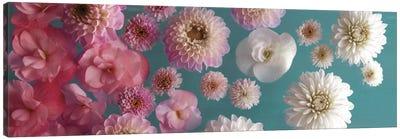 Garden Splash Canvas Art Print