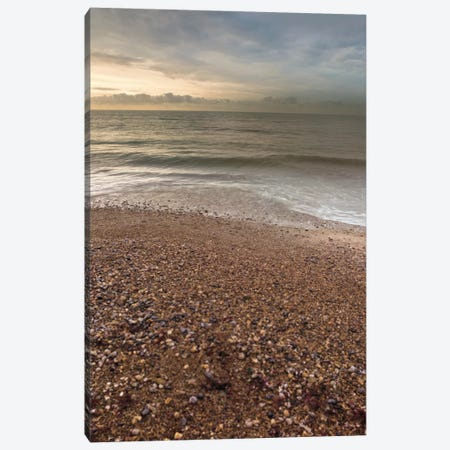Pebble Shore Canvas Print #AFR39} by Assaf Frank Canvas Art