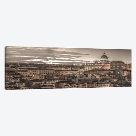 Bella Roma Canvas Print #AFR4} by Amanda J. Brooks Canvas Wall Art