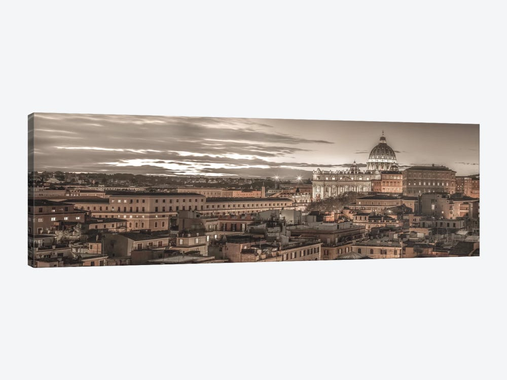 Bella Roma by Assaf Frank 1-piece Canvas Print
