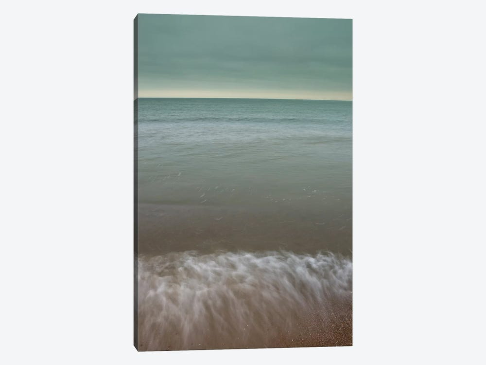 Splashing On The Sand by Assaf Frank 1-piece Canvas Artwork
