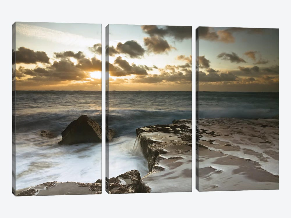 Splendid Sunrise 3-piece Art Print