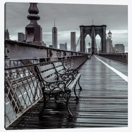 Bridge Beauty 3-Piece Canvas #AFR5} by Assaf Frank Canvas Art