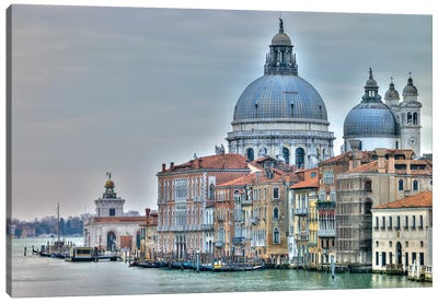 Venice Lately Canvas Art Print