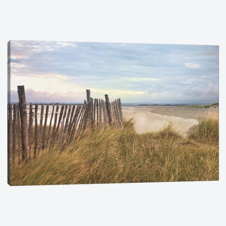 West Wittering Beach 3-Piece Canvas #AFR62} by Assaf Frank Canvas Print