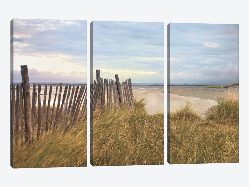 West Wittering Beach 3-piece Canvas Artwork
