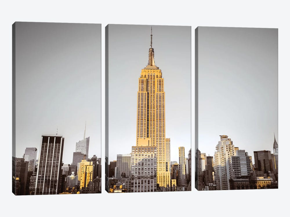 Empire by Assaf Frank 3-piece Canvas Print