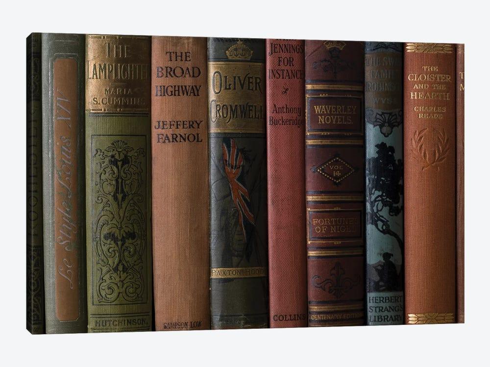 Books III by Assaf Frank 1-piece Art Print