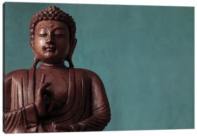 Buddha III Canvas Art Print